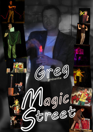 Greg-Le-Magicien_Magic-Street_Affiche